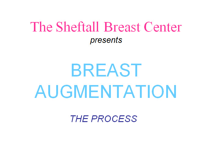 Breast Augmentation Process 01